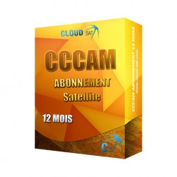 CCCAM ABONNEMENT SATELLITE