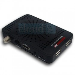 Echosonic mini ESR-HD 700 + 2 Abonnements 12 mois (Satellite et IPTV)
