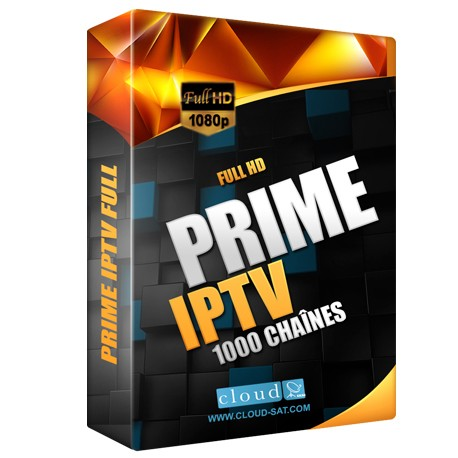 PREMIUM SMART IPTV Full HD 12 mois